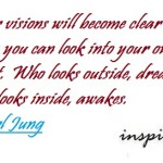 quote analysis, what is your dream, how to define dream, inspirational quotes carl jung, carl jung on dream