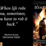 life quotes, the book theif quote, markus zusak quote