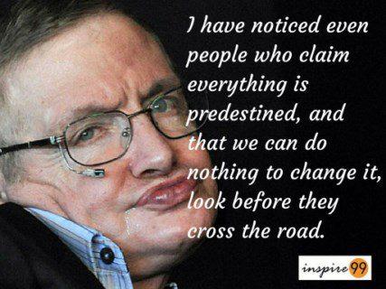 Stephen Hawking Before Wheelchair