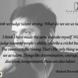 dravid, rahul dravid, rahul dravid quotes, rahul dravid life story, the wall, indian cricketer
