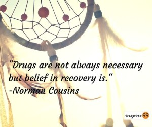 norman cousins quote, drugs are not always necessary, self belief quote, daily quote, inspirational quote on self belief, inspiraional quote of the day