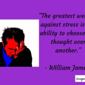 William Jarera: The Single Greatest Weapon Against Stress!