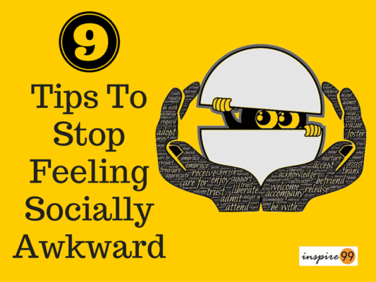 how to stop feeling socially anxious